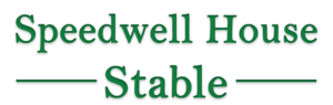 Speedwell House Stable Website Logo