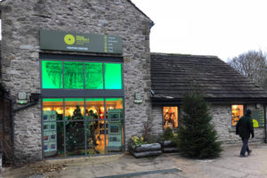 Castleton National Park Visitors Centre