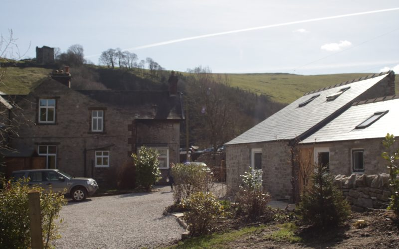 Speedwell House Self Catering Accommodation in Castleton Barn